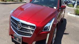 2014 Cadillac CTS San Diego, Escondido, Carlsbad, Temecula, Palm Springs, CA P738154