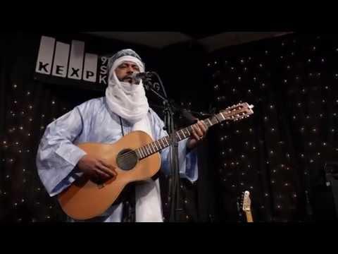 Tinariwen - Chaghaybou (Live on KEXP)