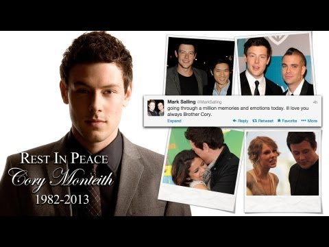 Cory Monteith Passes Away at 31: Celebrity Twitter Reactions