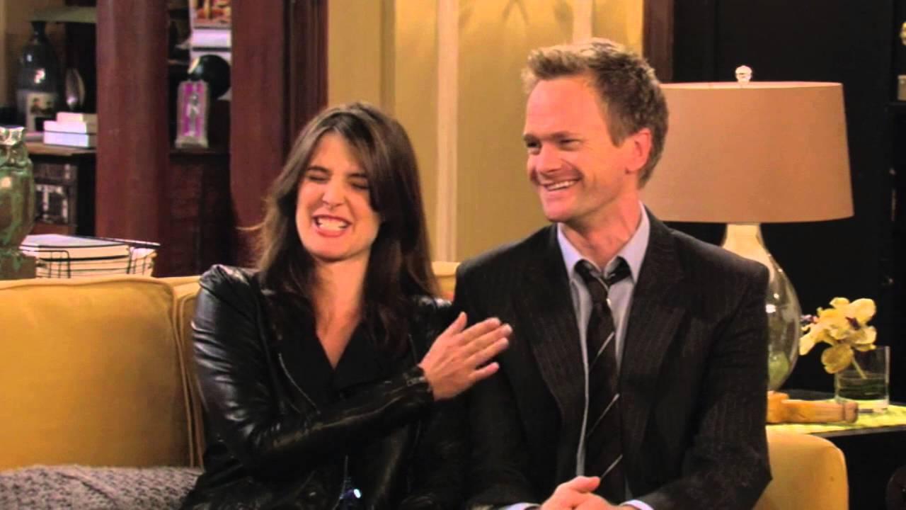 Robin Scherbatsky and Barney Stinson -1 True Love - YouTube