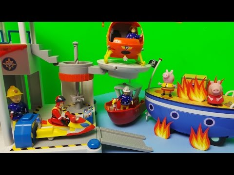 fireman-sam-ocean-rescue-episode-peppa-pig-needs-help,-feuerwehrmann-sam-full-episode