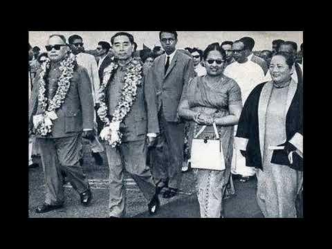 1976年,为何宋庆龄在周恩来追悼会上拂袖而去?