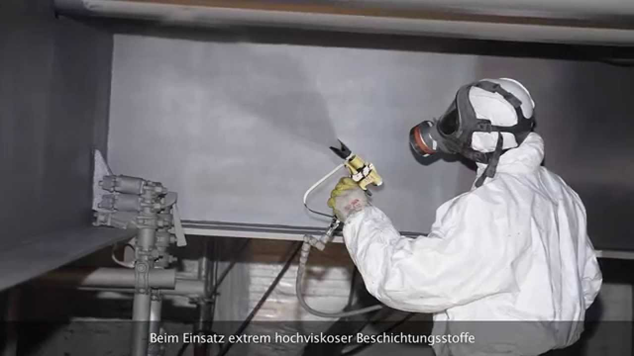 WIWA Airless and Air Combi paint spraying equipment