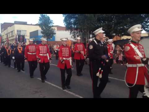 1st of July Parade, East Belfast 2016