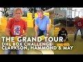The Grand Tour — 📦 DHL Box Challenge (Medium) w/ Clarkson, Hammond & May