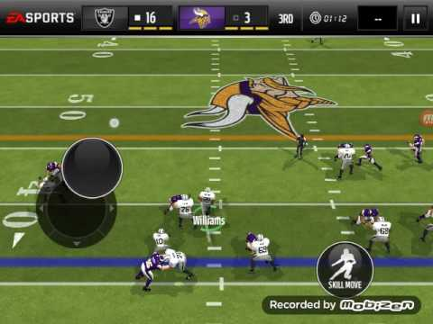 Madden mobile collaboration with NuMzE