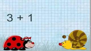 Решение примеров 1 класс(Решение примеров и задач +/- 2 в 1 классе. Язык украинский., 2011-12-06T03:34:14.000Z)