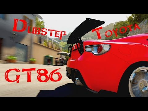 Forza Horizon 2 - Dubstep Toyota GT86[Drift]