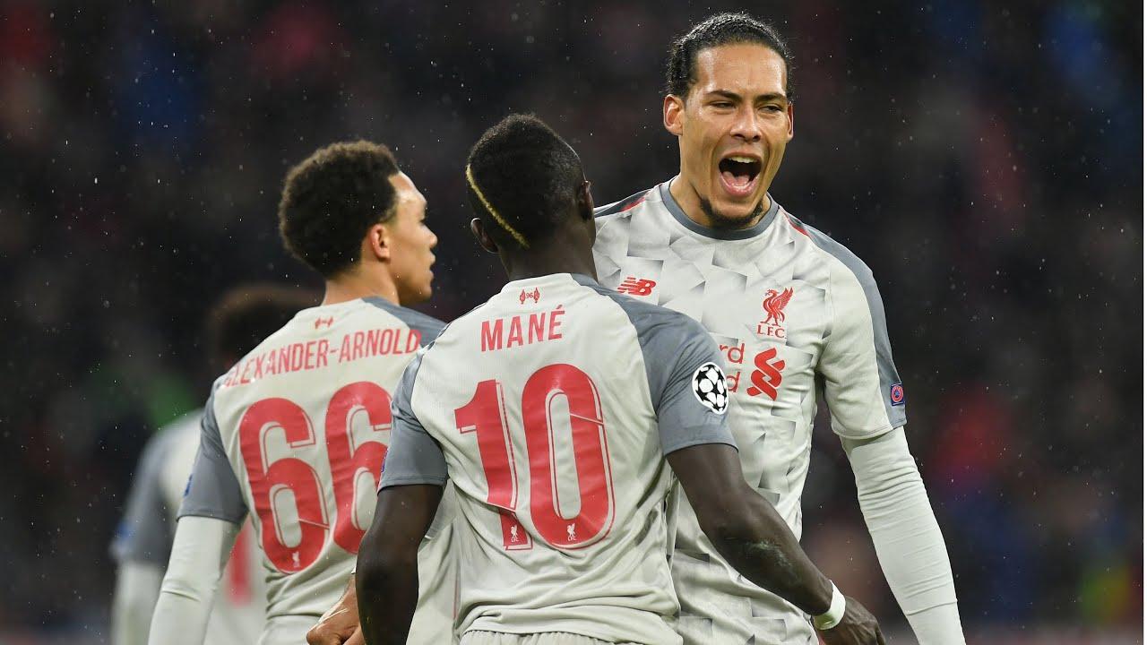 Bayern Vs Liverpool Photo: Bayern Munich 1-3 Liverpool
