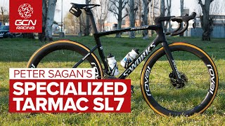 Download Peter Sagan's S-Works Tarmac SL7 | Bora Hansgrohe's Specialized All-Rounder