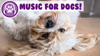 Music to Relax and Calm Your Dog!