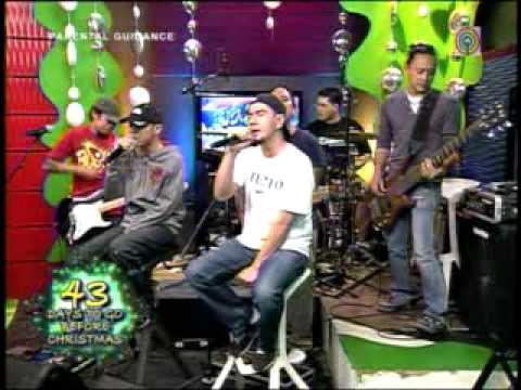 PAKIUSAP LANG(lasingin nyo ako) music uplate live 11/12/10