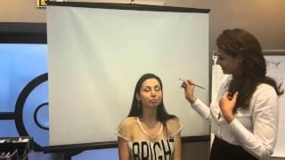 Видео-отчет с прошедшего открытого урока в #СтудияВизажа #ЕкатериныПозднаковой