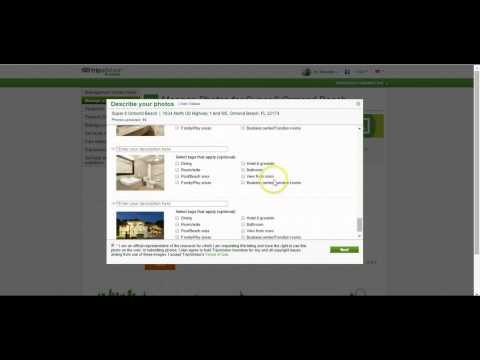 How To Upload Photos To Your Hotel's TripAdvisor Listing