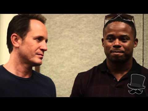 Power Rangers! Interview with Walter Jones and David Yost