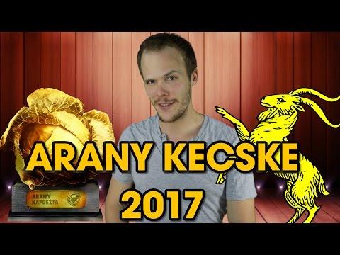 Arany Kecske ÉS Káposzta 2017!!!