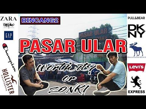 BINCANG2 - EXPLORE PASAR ULAR PLUMPANG from YouTube · Duration:  24 minutes 5 seconds