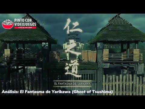 La misión que creó la leyenda del fantasma.  Análisis: Ghost of Yarikawa (Ghost of Tsushima)