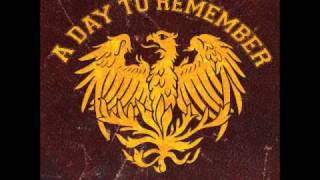 A Day To Remember - The Plot To Bomb The Panhandle