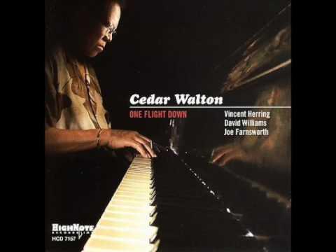 Cedar Walton —