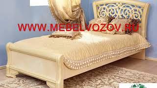 Кровать односпальная в интернет магазине мебели Мебельвозов Нижний Новгород.(, 2018-04-18T19:39:38.000Z)