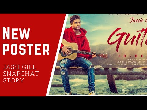 Jassi gill Snapchat | introduces his Hair stylist & promotes Guitar Sikhda, - 9/12/2017