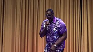 Alphonso Williams Live @Cologne Mülheim City Hall – Disco Inferno (The Trammps)
