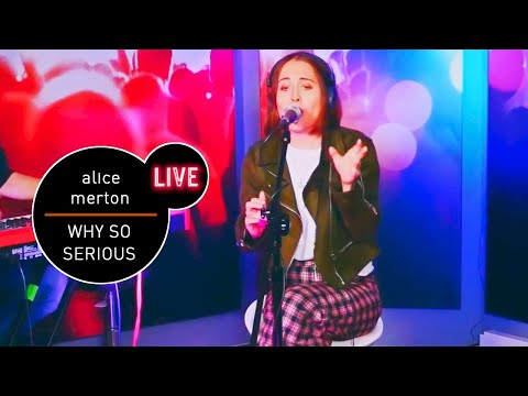 Alice Merton - Why So Serious akustycznie  at MUZOFM