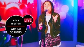 Alice Merton - Why So Serious akustycznie (Live at MUZO.FM)