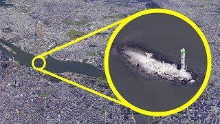 #22 절대 방문할 수 없는 일급비밀 뉴욕 섬