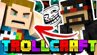 Minecraft | SPARKLEZ USES MY TROLL ON ME?! - Troll Craft