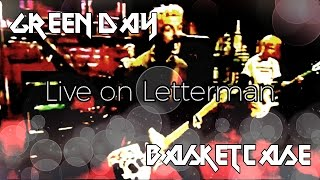 Green Day - Basketcase Live on Letterman - 1994