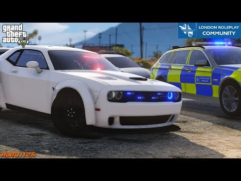 GTA5 Roleplay (Civ) - American Police Fan Club UK - London Roleplay Community 29 #UKGTA