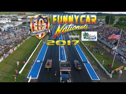 2017 Good Vibrations Funny Car Nationals - Keystone Raceway Park