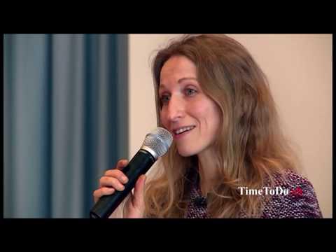 Vortrag von Jana Iger an der Lebenskraft Messe in Zürich 2017