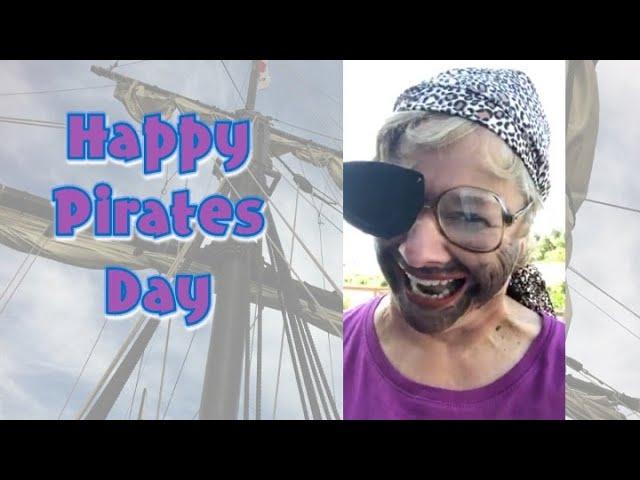 HAPPY PIRATES' DAY!
