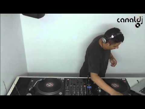 Christian Pinheiro - Miami Freestyle ( Canal DJ, 14.03.2014 )