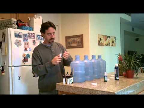 How To Infuse Drinking Water With Love And Minerals 126.22 Hz Best Plastic Bottles