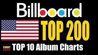 Billboard Top 200 Albums | TOP 10 | January 27, 2018 | ChartExpress