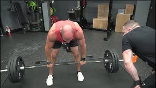 Aaron Lobliner is BACK - Big Back Day with my Brother!