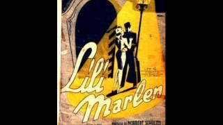 Carlo Buti - Lili Marlen (La canzone della lanterna) [con testo].wmv