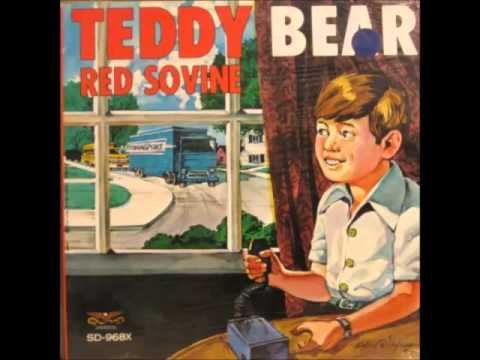 TEDDY BEAR CHORDS by Sovine Red