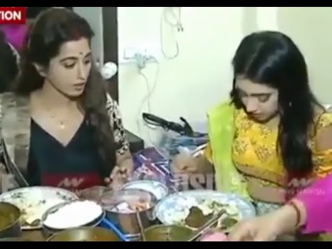 Niti Taylor SBS SEGMENT Lunch with GHULAAM CAST - Offscreen BOND- Ghulaam Life OK Updates SUBSCRIBE