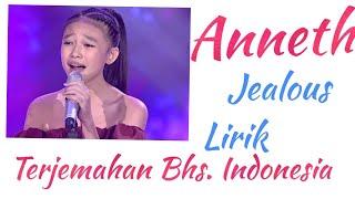 ANNETH - JEALOUS (Labrinth) Terjemahan Bahasa Indonesia