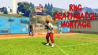 GTA 5 Online | CRAZY RnG DEATHMATCH MONTAGE | XXXTENTACION - King Of The Dead