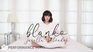 Blanko - Janella Salvador (Performance Video) YouTube Videos