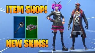 *NEW* LACE & PARADOX SKINS! Fortnite Item Shop January 13, 2019