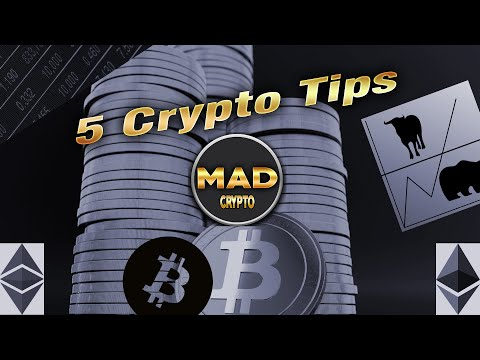 5 Important Cryptocurrency Tips