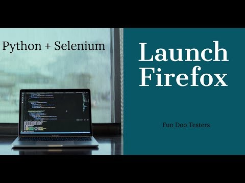 Download How To Run Selenium Tests On Firefox Browser Tutorial