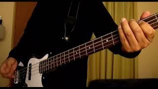 Silversun Pickups  - Checkered Floor (bass cover)